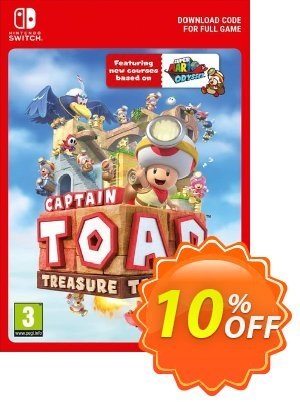 Captain Toad: Treasure Tracker Switch discount coupon Captain Toad: Treasure Tracker Switch Deal - Captain Toad: Treasure Tracker Switch Exclusive offer for iVoicesoft
