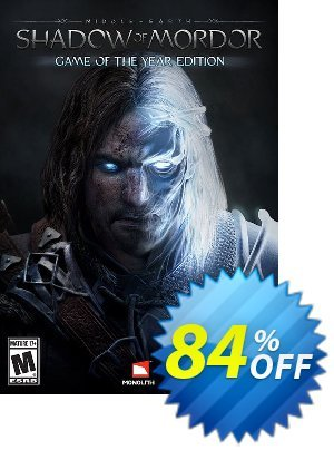 Middle-Earth: Shadow of Mordor Game of the Year Edition PC discount coupon Middle-Earth: Shadow of Mordor Game of the Year Edition PC Deal - Middle-Earth: Shadow of Mordor Game of the Year Edition PC Exclusive offer for iVoicesoft