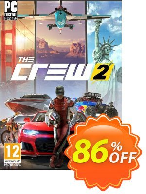 The Crew 2 PC 프로모션 코드 The Crew 2 PC Deal 프로모션: The Crew 2 PC Exclusive offer for iVoicesoft