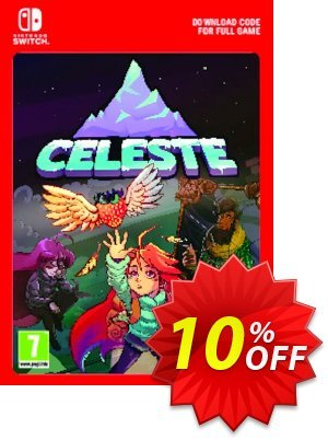 Celeste Switch discount coupon Celeste Switch Deal - Celeste Switch Exclusive offer for iVoicesoft