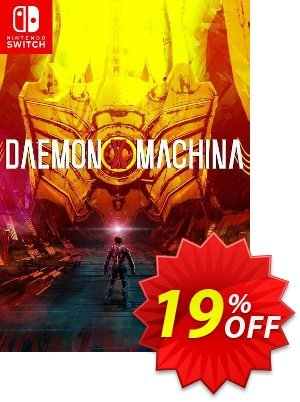 Daemon X Machina Switch discount coupon Daemon X Machina Switch Deal - Daemon X Machina Switch Exclusive offer for iVoicesoft