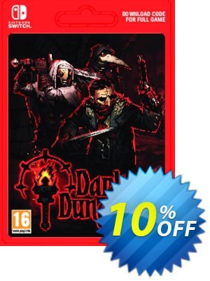 Darkest Dungeon Switch discount coupon Darkest Dungeon Switch Deal - Darkest Dungeon Switch Exclusive offer for iVoicesoft