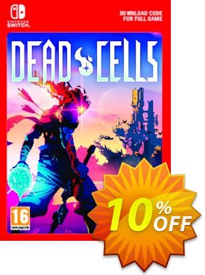 Dead Cells Switch Coupon, discount Dead Cells Switch Deal. Promotion: Dead Cells Switch Exclusive offer for iVoicesoft