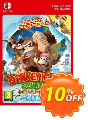 Donkey Kong Country Tropical Freeze Switch discount coupon Donkey Kong Country Tropical Freeze Switch Deal - Donkey Kong Country Tropical Freeze Switch Exclusive offer for iVoicesoft