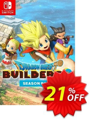 Dragon Quest Builders 2 - Season Pass Switch discount coupon Dragon Quest Builders 2 - Season Pass Switch Deal - Dragon Quest Builders 2 - Season Pass Switch Exclusive offer for iVoicesoft