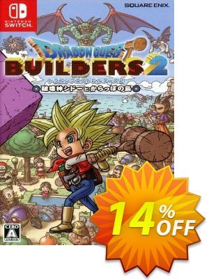 Dragon Quest Builders 2 Switch discount coupon Dragon Quest Builders 2 Switch Deal - Dragon Quest Builders 2 Switch Exclusive offer for iVoicesoft