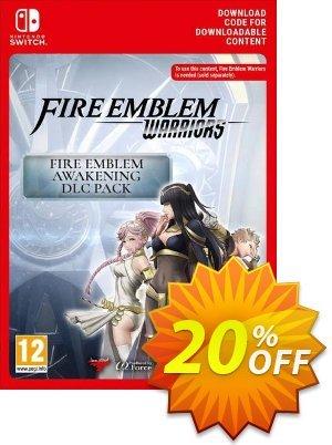 Fire Emblem: Awakening DLC Pack Switch discount coupon Fire Emblem: Awakening DLC Pack Switch Deal - Fire Emblem: Awakening DLC Pack Switch Exclusive offer for iVoicesoft