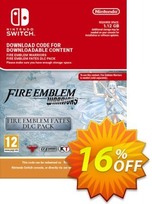 Fire Emblem Warriors: Fire Emblem Fates DLC Pack Switch Coupon discount Fire Emblem Warriors: Fire Emblem Fates DLC Pack Switch Deal. Promotion: Fire Emblem Warriors: Fire Emblem Fates DLC Pack Switch Exclusive offer for iVoicesoft