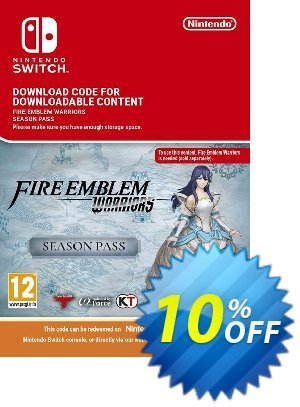 Fire Emblem Warriors Season Pass Switch Coupon, discount Fire Emblem Warriors Season Pass Switch Deal. Promotion: Fire Emblem Warriors Season Pass Switch Exclusive offer for iVoicesoft