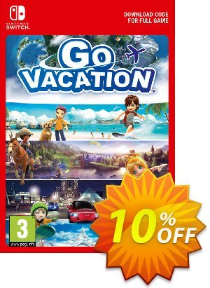 Go Vacation Switch discount coupon Go Vacation Switch Deal - Go Vacation Switch Exclusive offer for iVoicesoft