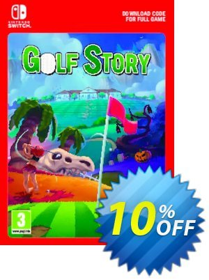 Golf Story Switch Coupon discount Golf Story Switch Deal - Golf Story Switch Exclusive offer for iVoicesoft