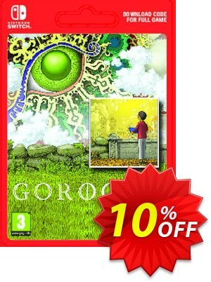 Gorogoa Switch discount coupon Gorogoa Switch Deal - Gorogoa Switch Exclusive offer for iVoicesoft