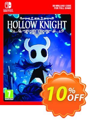 Hollow Knight Switch 프로모션 코드 Hollow Knight Switch Deal 프로모션: Hollow Knight Switch Exclusive offer for iVoicesoft