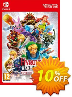 Hyrule Warriors: Definitive Edition Switch discount coupon Hyrule Warriors: Definitive Edition Switch Deal - Hyrule Warriors: Definitive Edition Switch Exclusive offer for iVoicesoft