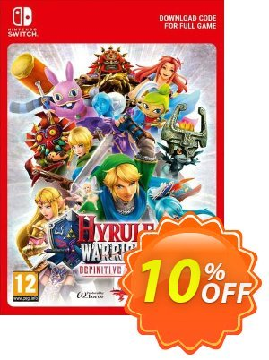 Hyrule Warriors: Definitive Edition Switch 프로모션 코드 Hyrule Warriors: Definitive Edition Switch Deal 프로모션: Hyrule Warriors: Definitive Edition Switch Exclusive offer for iVoicesoft