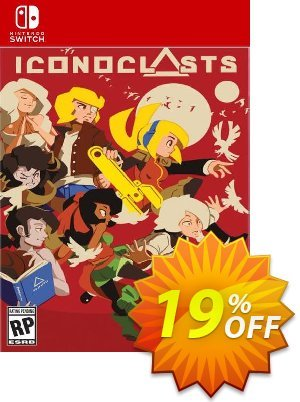 Iconoclasts Switch Coupon, discount Iconoclasts Switch Deal. Promotion: Iconoclasts Switch Exclusive offer for iVoicesoft
