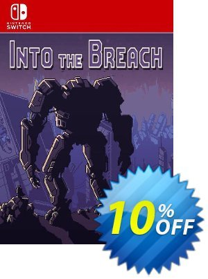 Into the Breach Switch Coupon discount Into the Breach Switch Deal. Promotion: Into the Breach Switch Exclusive offer for iVoicesoft