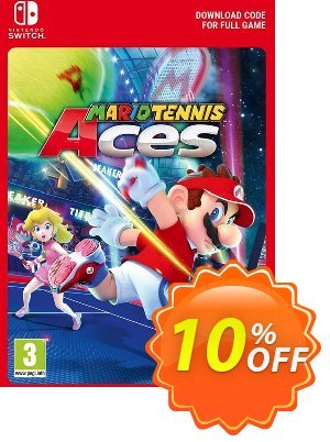 Mario Tennis Aces Switch discount coupon Mario Tennis Aces Switch Deal - Mario Tennis Aces Switch Exclusive offer for iVoicesoft