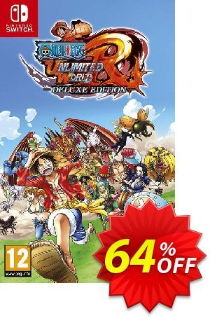 One Piece: Unlimited World Red Deluxe Edition Switch discount coupon One Piece: Unlimited World Red Deluxe Edition Switch Deal - One Piece: Unlimited World Red Deluxe Edition Switch Exclusive offer for iVoicesoft
