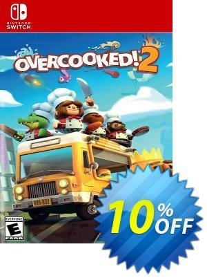 Overcooked 2 Switch discount coupon Overcooked 2 Switch Deal - Overcooked 2 Switch Exclusive offer for iVoicesoft