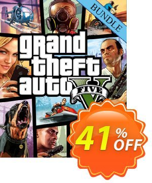 Grand Theft Auto V 5 - Great White Shark Card Bundle PC discount coupon Grand Theft Auto V 5 - Great White Shark Card Bundle PC Deal - Grand Theft Auto V 5 - Great White Shark Card Bundle PC Exclusive offer for iVoicesoft