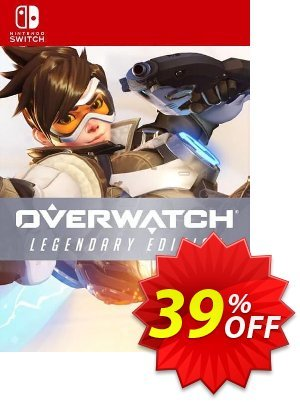 Overwatch Legendary Edition Switch (US) discount coupon Overwatch Legendary Edition Switch (US) Deal - Overwatch Legendary Edition Switch (US) Exclusive offer for iVoicesoft