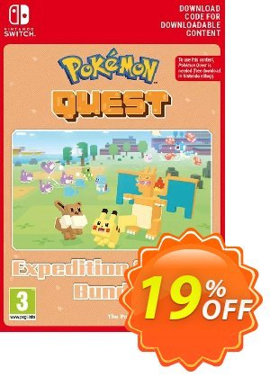 Pokemon Quest - Expedition 3-Pack Bundle Switch discount coupon Pokemon Quest - Expedition 3-Pack Bundle Switch Deal - Pokemon Quest - Expedition 3-Pack Bundle Switch Exclusive offer for iVoicesoft