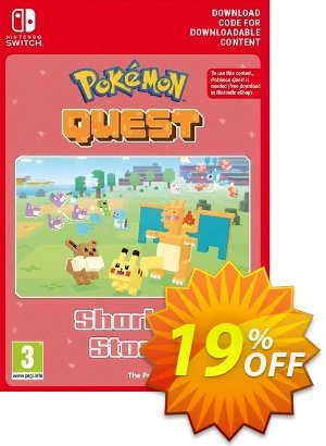 Pokemon Quest - Sharing Stone Switch discount coupon Pokemon Quest - Sharing Stone Switch Deal - Pokemon Quest - Sharing Stone Switch Exclusive offer for iVoicesoft
