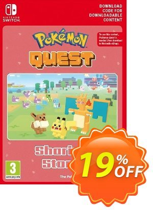 Pokemon Quest - Sharing Stone Switch Coupon discount Pokemon Quest - Sharing Stone Switch Deal. Promotion: Pokemon Quest - Sharing Stone Switch Exclusive offer for iVoicesoft