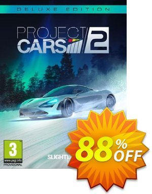 Project Cars 2 Deluxe Edition PC Coupon, discount Project Cars 2 Deluxe Edition PC Deal. Promotion: Project Cars 2 Deluxe Edition PC Exclusive offer for iVoicesoft