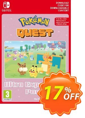 Pokemon Quest - Ultra Expedition Pack Switch Coupon, discount Pokemon Quest - Ultra Expedition Pack Switch Deal. Promotion: Pokemon Quest - Ultra Expedition Pack Switch Exclusive offer for iVoicesoft