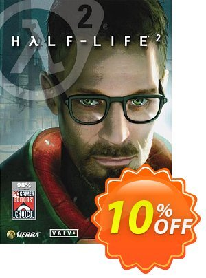 Half Life 2 PC Coupon, discount Half Life 2 PC Deal. Promotion: Half Life 2 PC Exclusive offer for iVoicesoft