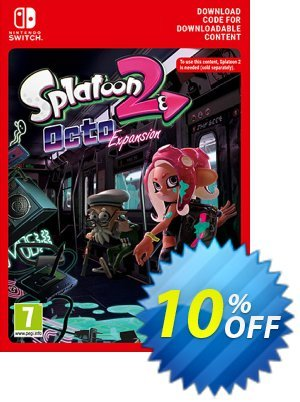 Splatoon 2 Octo Expansion Switch discount coupon Splatoon 2 Octo Expansion Switch Deal - Splatoon 2 Octo Expansion Switch Exclusive offer for iVoicesoft