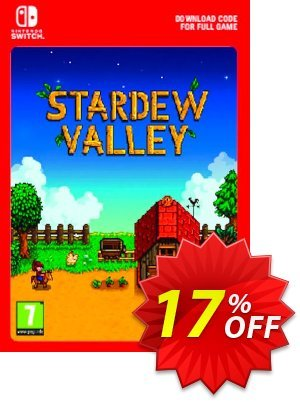 Stardew Valley Switch discount coupon Stardew Valley Switch Deal - Stardew Valley Switch Exclusive offer for iVoicesoft