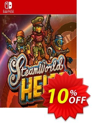 SteamWorld Heist: Ultimate Edition Switch Coupon discount SteamWorld Heist: Ultimate Edition Switch Deal. Promotion: SteamWorld Heist: Ultimate Edition Switch Exclusive offer for iVoicesoft