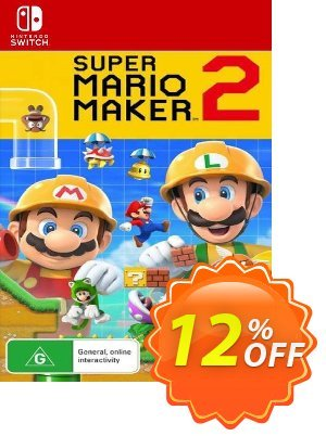 Super Mario Maker 2 Switch discount coupon Super Mario Maker 2 Switch Deal - Super Mario Maker 2 Switch Exclusive offer for iVoicesoft
