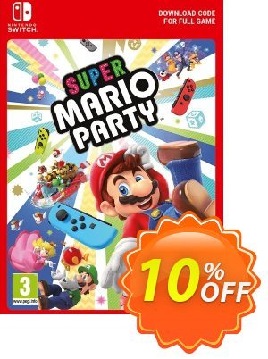 Super Mario Party Switch discount coupon Super Mario Party Switch Deal - Super Mario Party Switch Exclusive offer for iVoicesoft