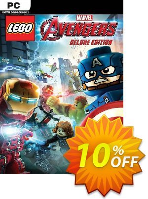 LEGO Marvel's Avengers Deluxe Edition PC 프로모션 코드 LEGO Marvel's Avengers Deluxe Edition PC Deal 프로모션: LEGO Marvel's Avengers Deluxe Edition PC Exclusive offer for iVoicesoft