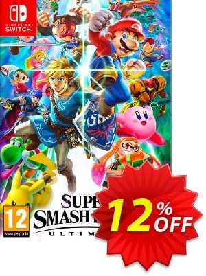 Super Smash Bros. Ultimate Switch discount coupon Super Smash Bros. Ultimate Switch Deal - Super Smash Bros. Ultimate Switch Exclusive offer for iVoicesoft