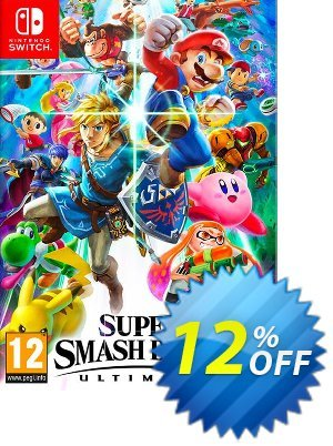 Super Smash Bros. Ultimate Switch Coupon discount Super Smash Bros. Ultimate Switch Deal. Promotion: Super Smash Bros. Ultimate Switch Exclusive offer for iVoicesoft