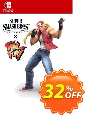 Super Smash Bros. Ultimate - Terry Bogard Challenge Switch discount coupon Super Smash Bros. Ultimate - Terry Bogard Challenge Switch Deal - Super Smash Bros. Ultimate - Terry Bogard Challenge Switch Exclusive offer for iVoicesoft
