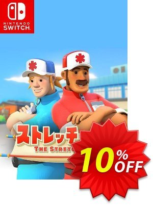 The Stretchers Switch Coupon, discount The Stretchers Switch Deal. Promotion: The Stretchers Switch Exclusive offer for iVoicesoft