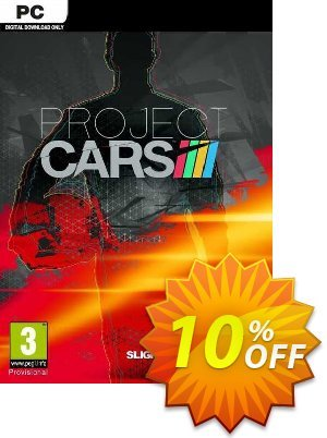 Project CARS PC 프로모션 코드 Project CARS PC Deal 프로모션: Project CARS PC Exclusive offer for iVoicesoft