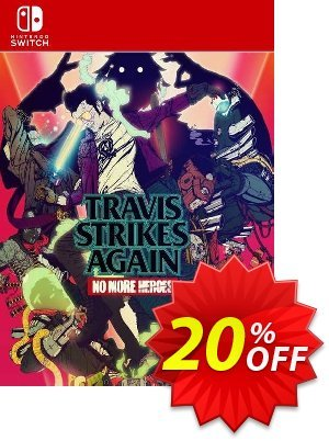 Travis Strikes Again No More Heroes Switch discount coupon Travis Strikes Again No More Heroes Switch Deal - Travis Strikes Again No More Heroes Switch Exclusive offer for iVoicesoft