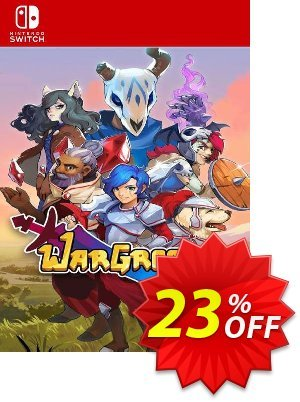 Wargroove Switch discount coupon Wargroove Switch Deal - Wargroove Switch Exclusive offer for iVoicesoft