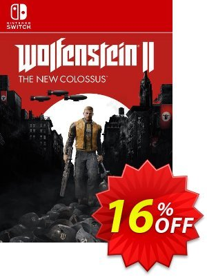 Wolfenstein II 2: The New Colossus Switch discount coupon Wolfenstein II 2: The New Colossus Switch Deal - Wolfenstein II 2: The New Colossus Switch Exclusive offer for iVoicesoft