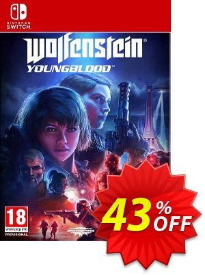 Wolfenstein: Youngblood Switch discount coupon Wolfenstein: Youngblood Switch Deal - Wolfenstein: Youngblood Switch Exclusive offer for iVoicesoft