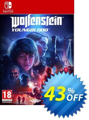 Wolfenstein: Youngblood Switch 優惠券,折扣碼 Wolfenstein: Youngblood Switch Deal,促銷代碼: Wolfenstein: Youngblood Switch Exclusive offer for iVoicesoft