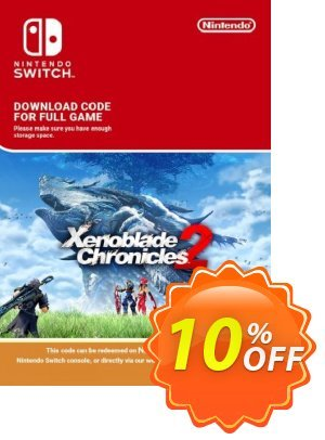 Xenoblade Chronicles 2 Switch discount coupon Xenoblade Chronicles 2 Switch Deal - Xenoblade Chronicles 2 Switch Exclusive offer for iVoicesoft