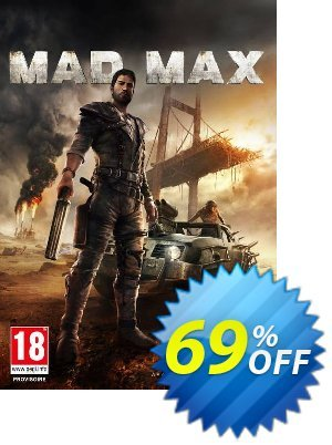 Mad Max PC割引コード・Mad Max PC Deal キャンペーン:Mad Max PC Exclusive offer for iVoicesoft